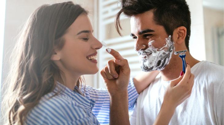 「剃ってくれる人がいない」なら!